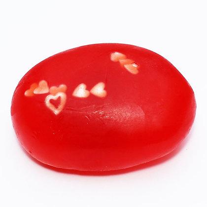 SAVON à la fraise de Plougastel  - MA KIBELL