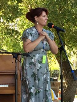 Lisa at Cline 2015.jpg