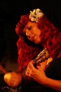 Lisa at Ashkenaz 2008