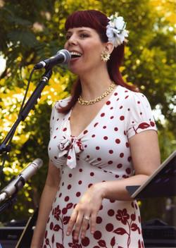Lisa Singing