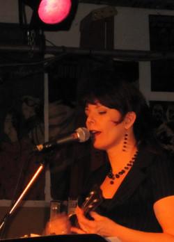 Lisa at Ashkenaz 2011