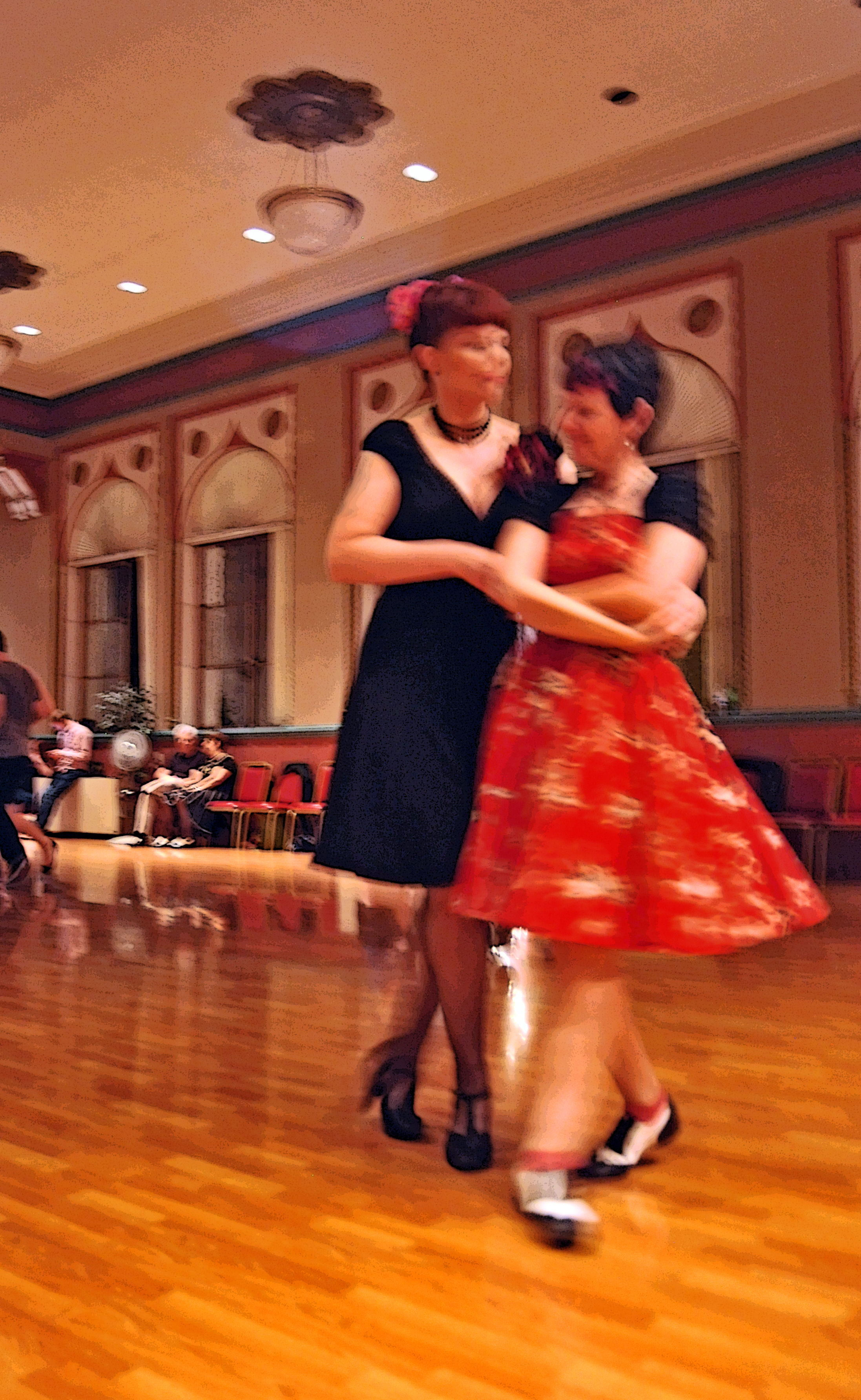 Lisa Gonick & Cheryl McBride