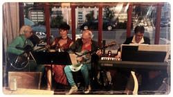 Damfino Band at Cafe Du Soleil