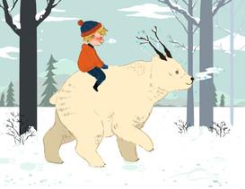 Bear of Winter