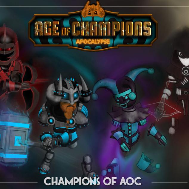 Age of Champions: Appocalypse