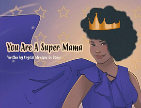 'You are a Super Mama' book cover.png