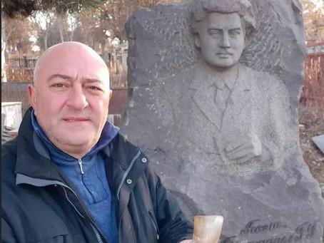 """""""ვეფხისტყაოსნის"""" ოსურად მთარგმნელი - გიორგი ბესთაუთი"""