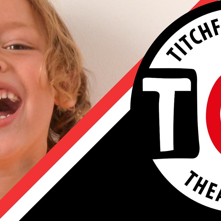 Theatre Tots (Aged 2-4) Monday AUTUMN TERM