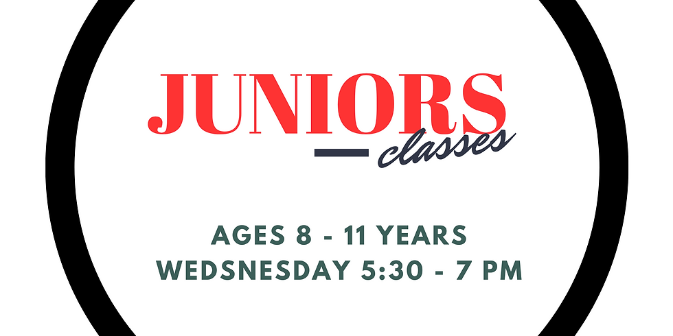 TYMT Juniors (Ages 8 - 11)  Summer Term