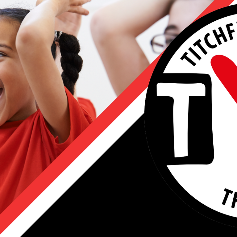 TYT Infants (Ages 4-8) Tues Class AUTUMN Term
