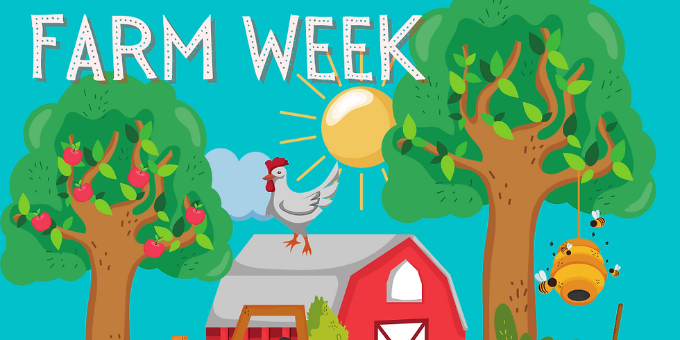 Fun at the Farm Theatre Tots- Weekly ticket