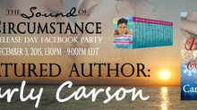 Featured Author: Carly Carson