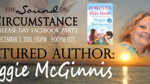 Featured Author: Maggie McGinnis