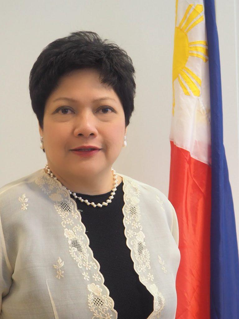 Ambassador Marichu B. Mauro 04 June 2020