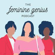 Interview with the Feminine Genius Podcast