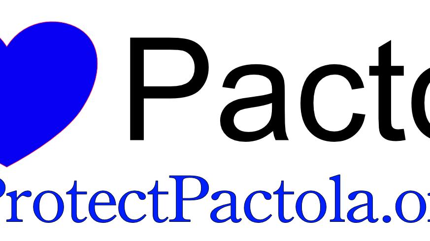 I Heart Pactola Sticker