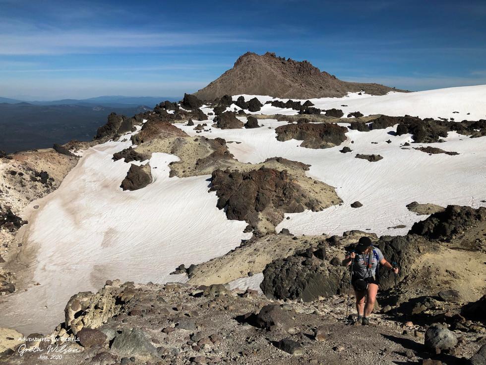 Lassen Peak, Mount Lassen