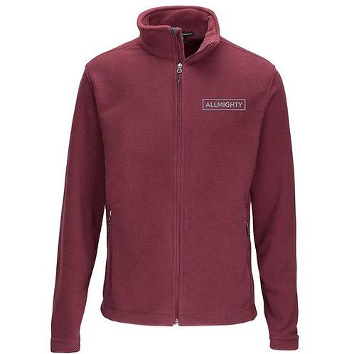 Value Fleece Jacket - Red