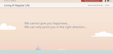 Living A happier Life