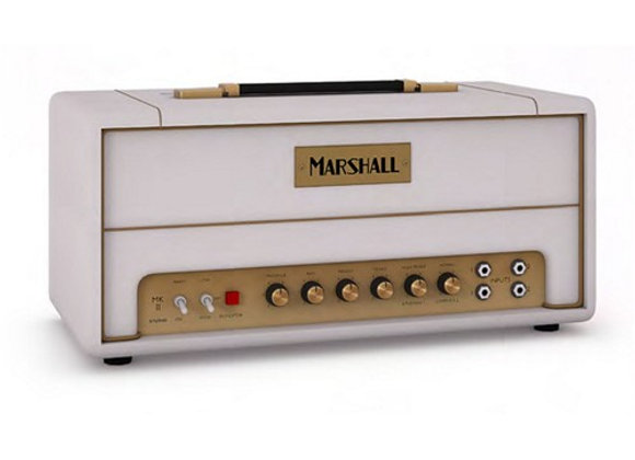 Marshall Limited Edition Studio Vintage SV20HWH White Elephant Grain 20-Watt Gu