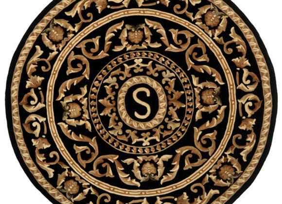 Safavieh Naples Black S Area Rug
