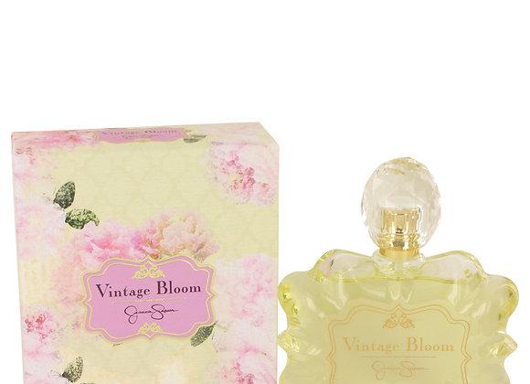 Jessica Simpson Vintage Bloom Eau de Parfum, Perfume for Women, 3.4 Oz