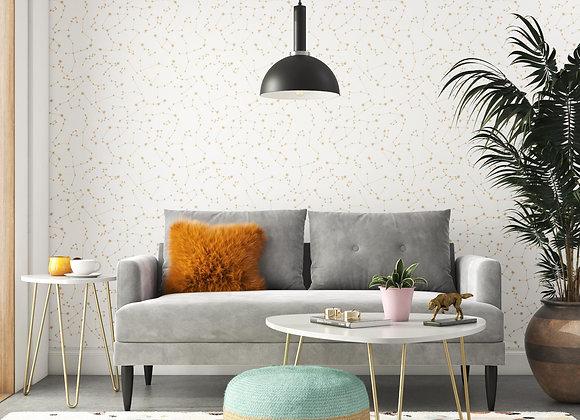 Novogratz Bailey Pillowback Loveseat, Mid-Century Modern Vintage Living Room Fu