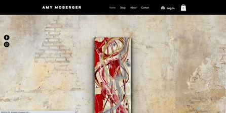 Amy Moberger's Art
