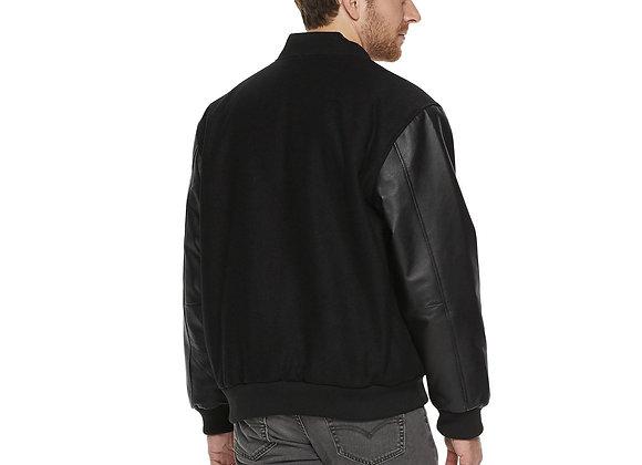 Men's Vintage Leather Classic Varsity Jacket