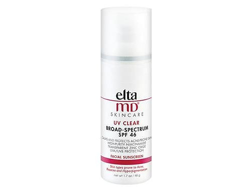 EltaMD UV Clear Broad-Spectrum SPF 46 Sunscreen - Untinted 1.7 oz