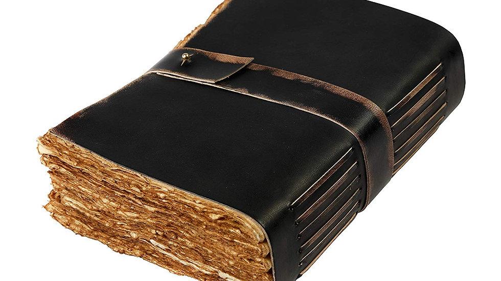 Leather Village-Vintage Leather Journal