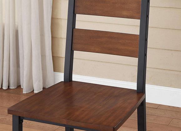 Better Homes & Gardens Austen 5-Piece Counter Height Dining Set, Vintage Oak
