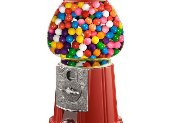 Great Northern 6265 15 in. Old Fashioned Vintage Candy Gumball Machine Bank