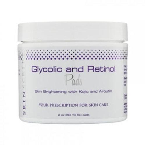Glycolic/Retinol Pads