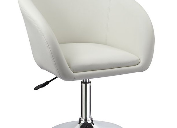 Duhome Make-up Chairs Vanity Accent Lounge Chair Tufted Round Back Adjustable S
