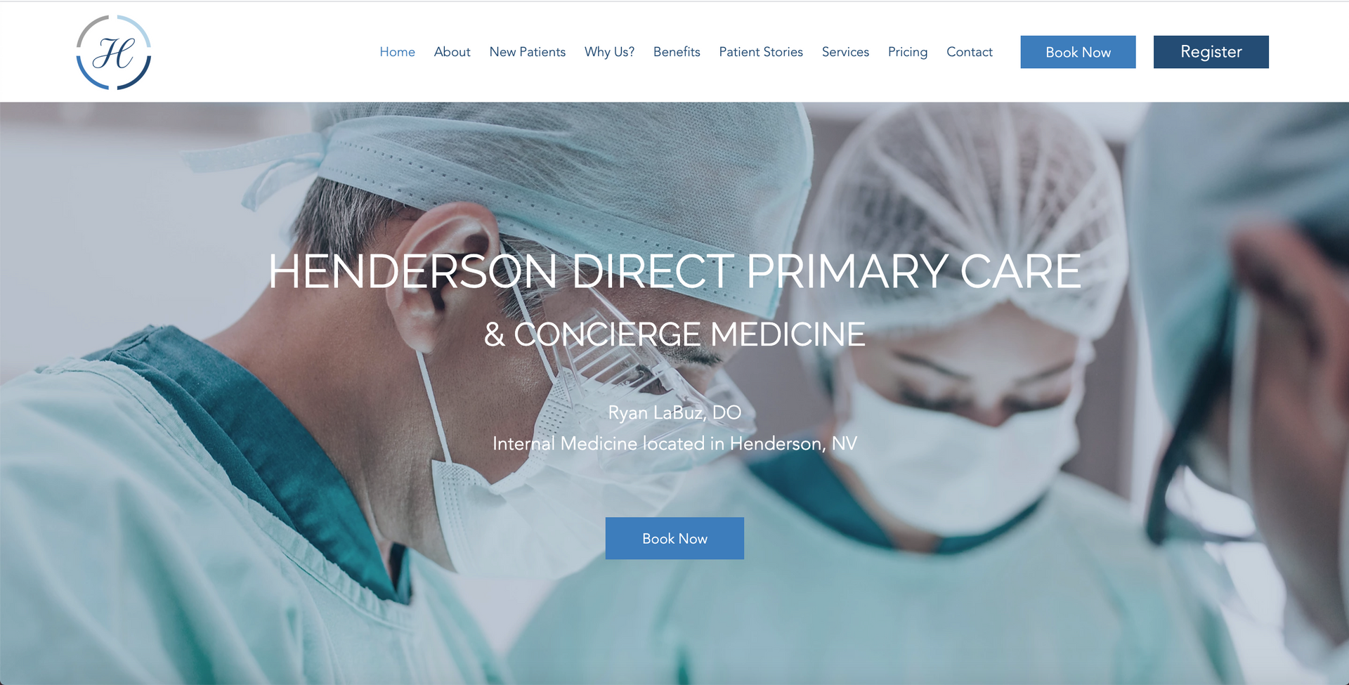 HENDERSON DIRECT PRIMARY CARE