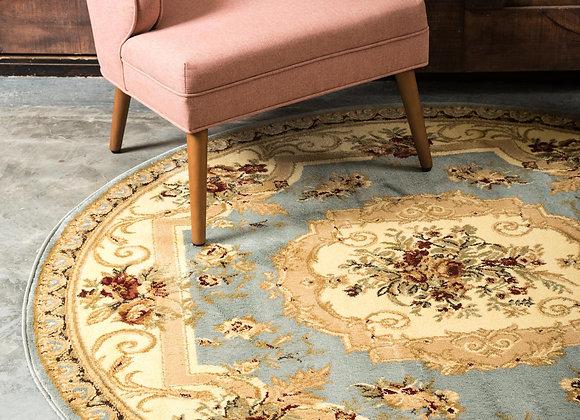 Unique Loom Henry Versailles Vintage Floral Area Rug or Runner