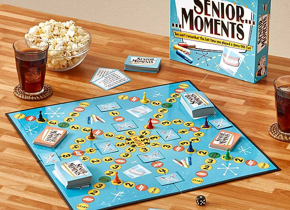 Senior Moments Game