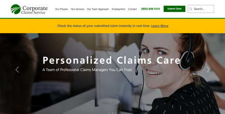Corporate Claims