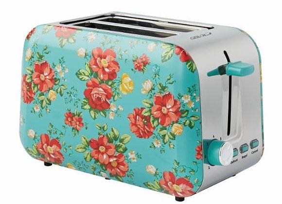 Pioneer Woman 2 Slice Toaster