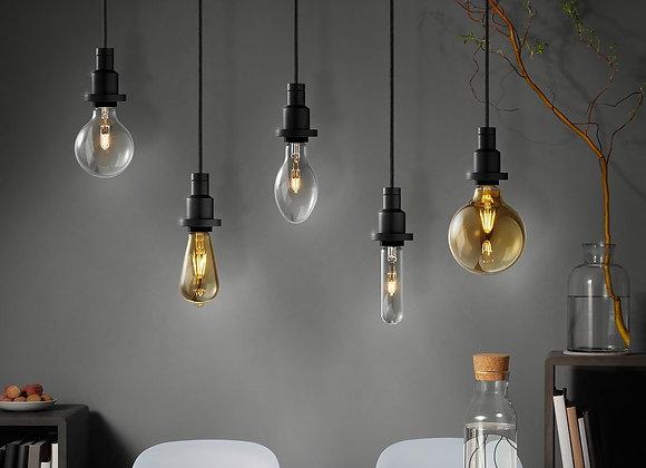 Sylvania Vintage LED Light Bulb, ST19, 6W (60W Equivalent), Warm White, 1-count
