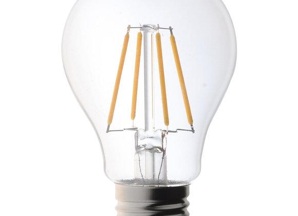 6 Pack Bioluz LED 40 Watt Light Bulbs Dimmable Vintage Edison Style Filament LE
