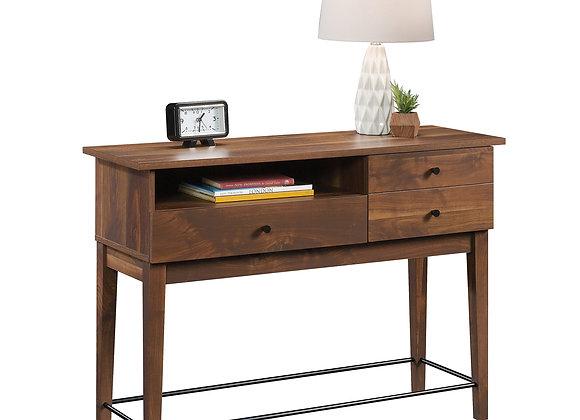Better Homes & Gardens Montclair Sofa Console Table, Vintage Walnut Finish