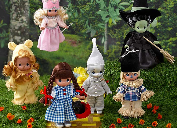Precious Moments; Wizard of Oz Doll Collection