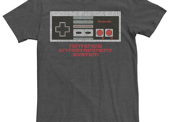 Men's Nintendo NES Controller Vintage Tee