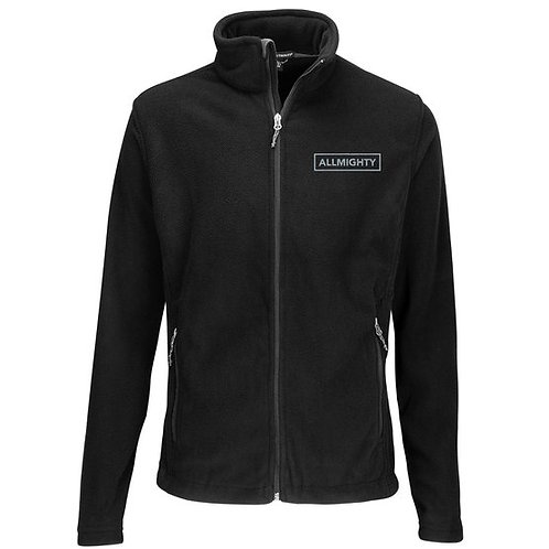 Value Fleece Jacket - Black
