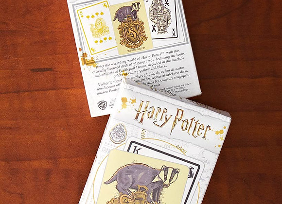 Sets of 2 Harry Potter Playing Cards