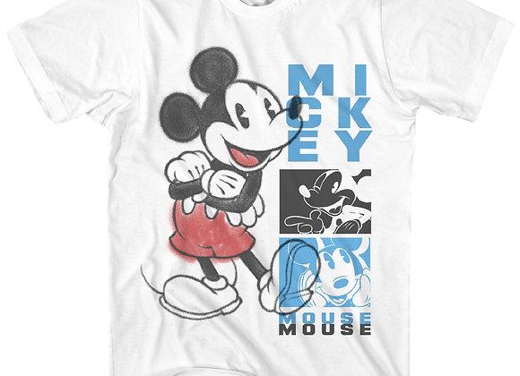 Mickey Mouse DIY Overlay Disneyland World Retro Classic Vintage Tee Funny Humor