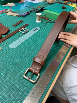 Belt Workshop