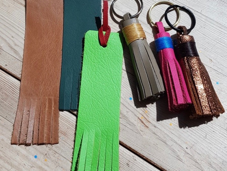 Leather Tassel Kit